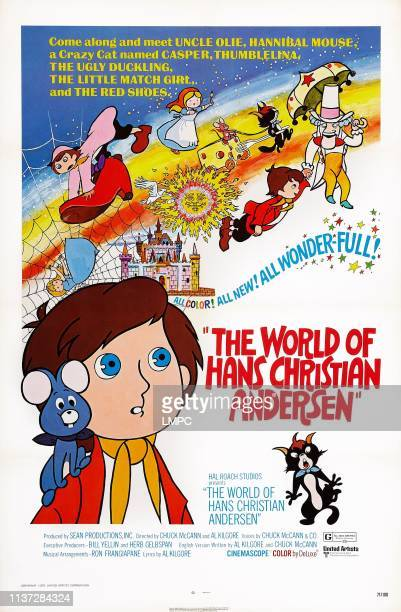 The World Of Hans Christian Andersen poster US poster art 1971