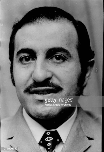 The world President of the Lebanese Cultural Union Anwar ElKhallil arrives at Sydney Airport on a 10day visit to meet Lebanese migrants in Australia...
