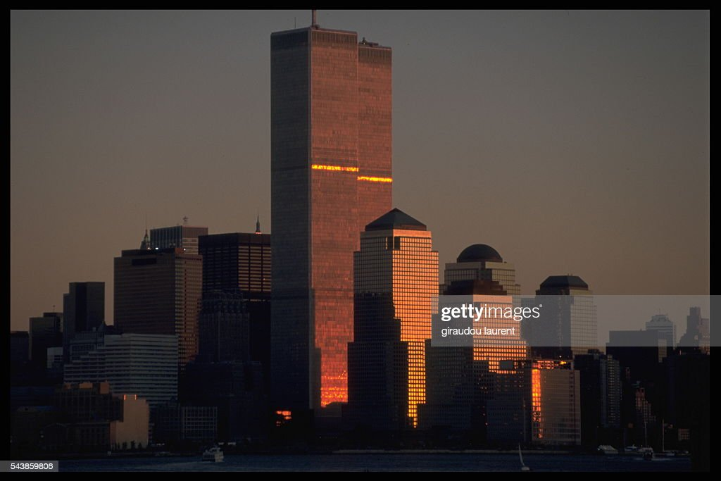 The Town of New York : News Photo