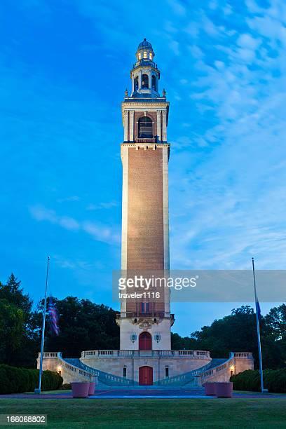 The World War I Memorial Carillon In Richmond, Virginia