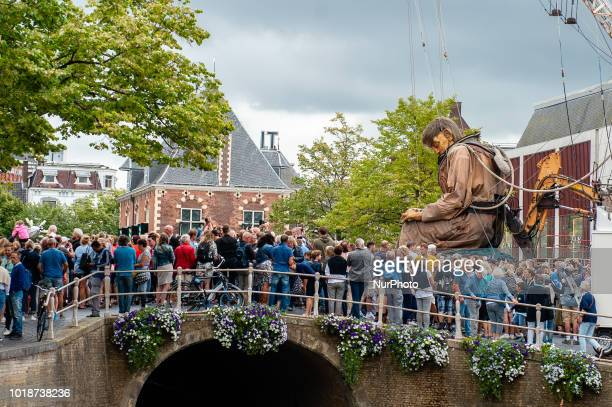August 19th Leeuwarden The worldfamous production of Royal de Luxe makes its Dutch premiere in the European Capital of Culture Over the course of...