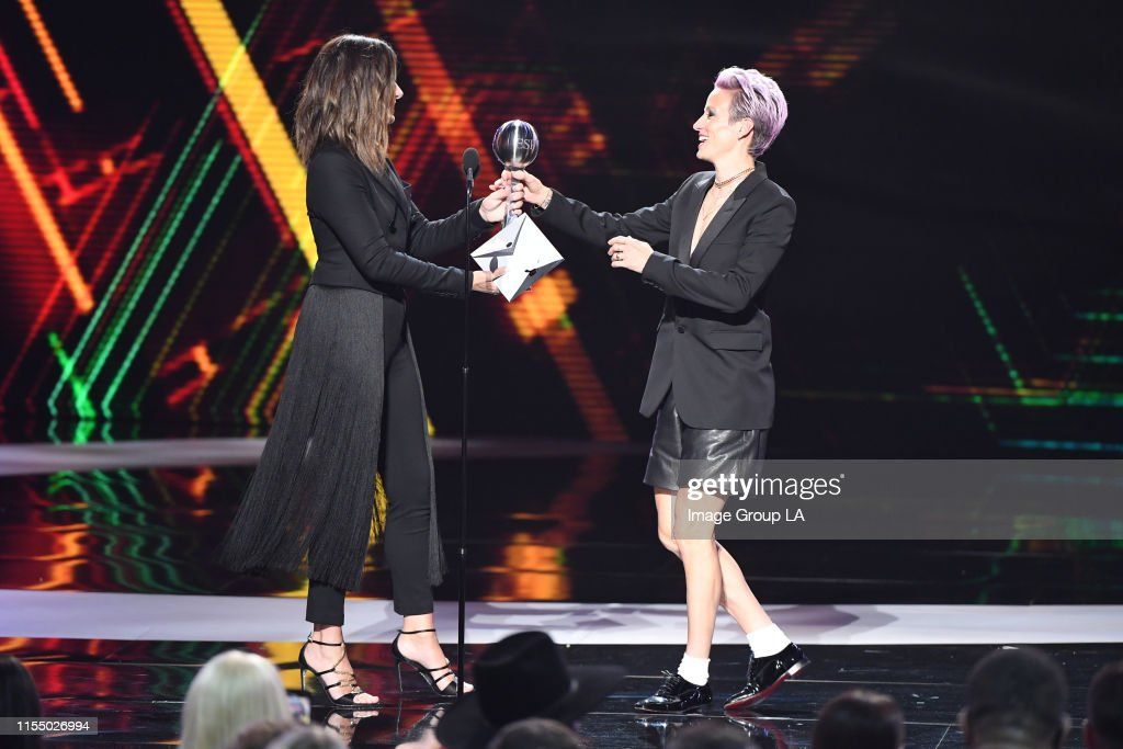 ABC's Coverage of The 2019 ESPYS Presented by Capital One : News Photo