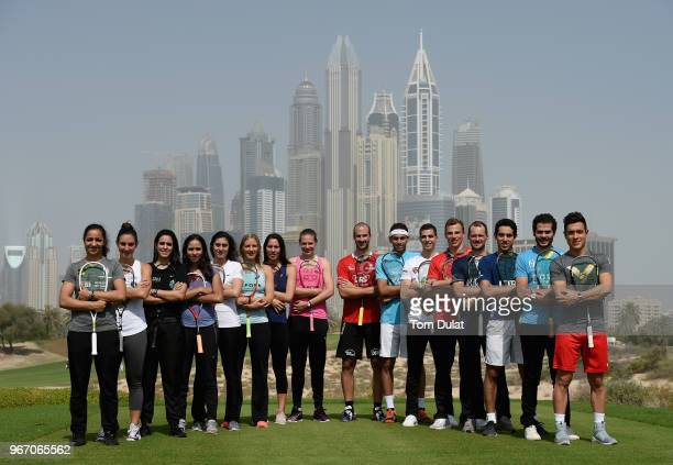 The world's best squash players have gathered in Dubai for the ATCO PSA Dubai World Series Finals which will be played from 59 June at the Emirates...