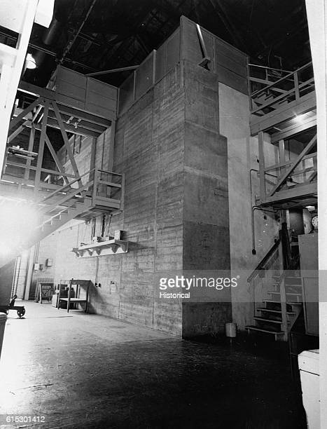 The world's first nuclear reactor which generated a negligible amount of power was constructed under the West Stands of Stagg Field at the University...