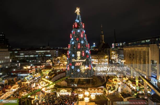 189 Dortmund Christmas Market Photos And Premium High Res Pictures Getty Images