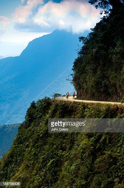 The World's Most Dangerous Road, Bolivia