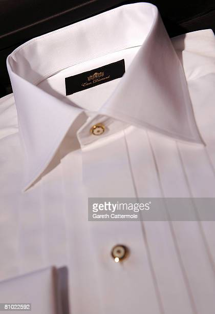 50031c9f914  The Worlds Most Expensive Shirt  The Eaton Diamond is displayed instore at  Eton shirts