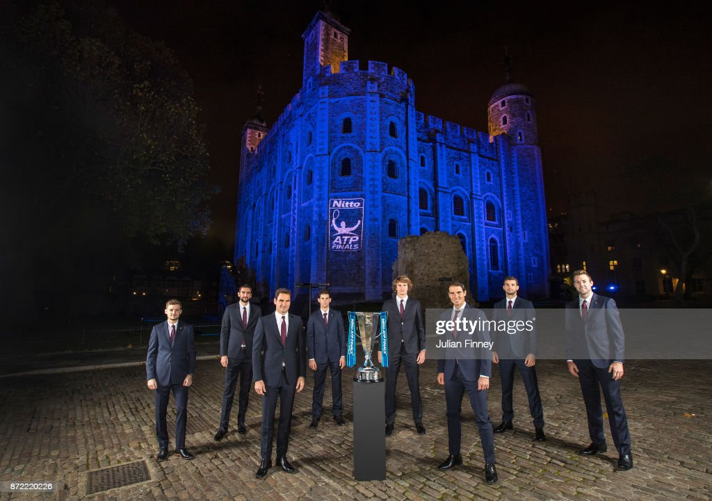The Official Launch ATP Finals : ニュース写真