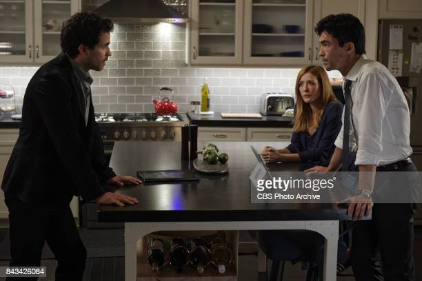 """""""The Wormwood Prophecy"""" -- Darius, Grace and Harris join forces to prove the president was murdered. Also, Grace tells Zoe the truth, on SALVATION,..."""