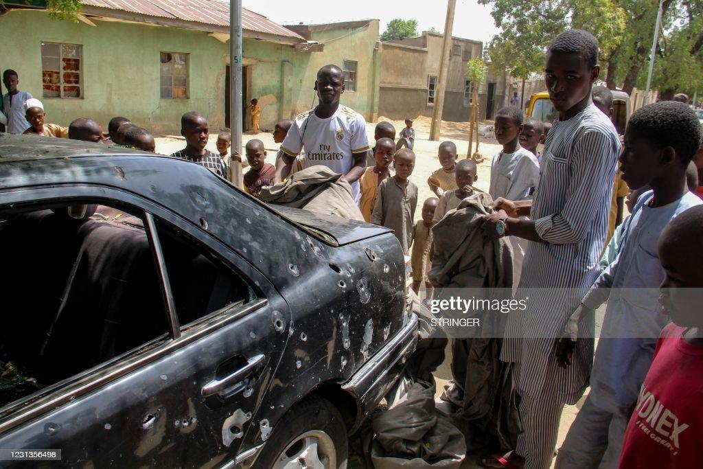 NIGERIA-ATTACK : News Photo