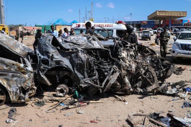 Mogadishu, Somalia Mogadishu, Somalia