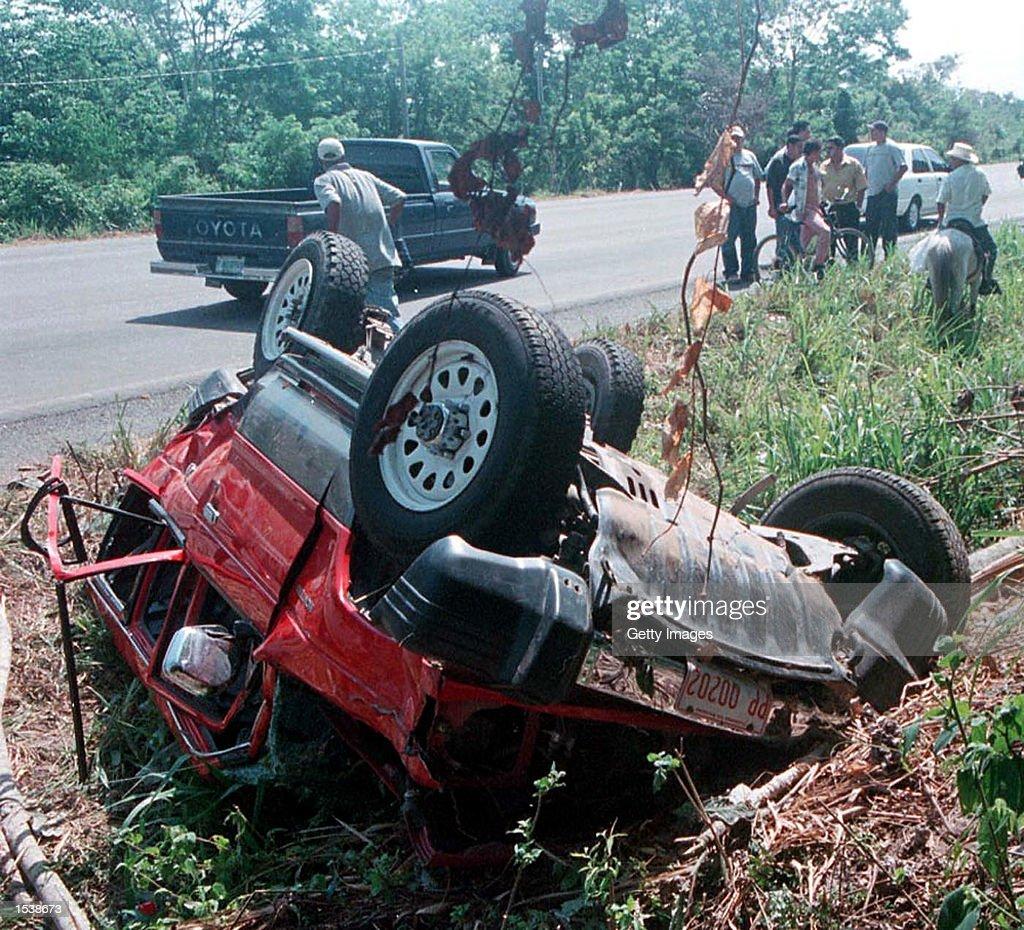 lisa lopes car crash - HD1024×930