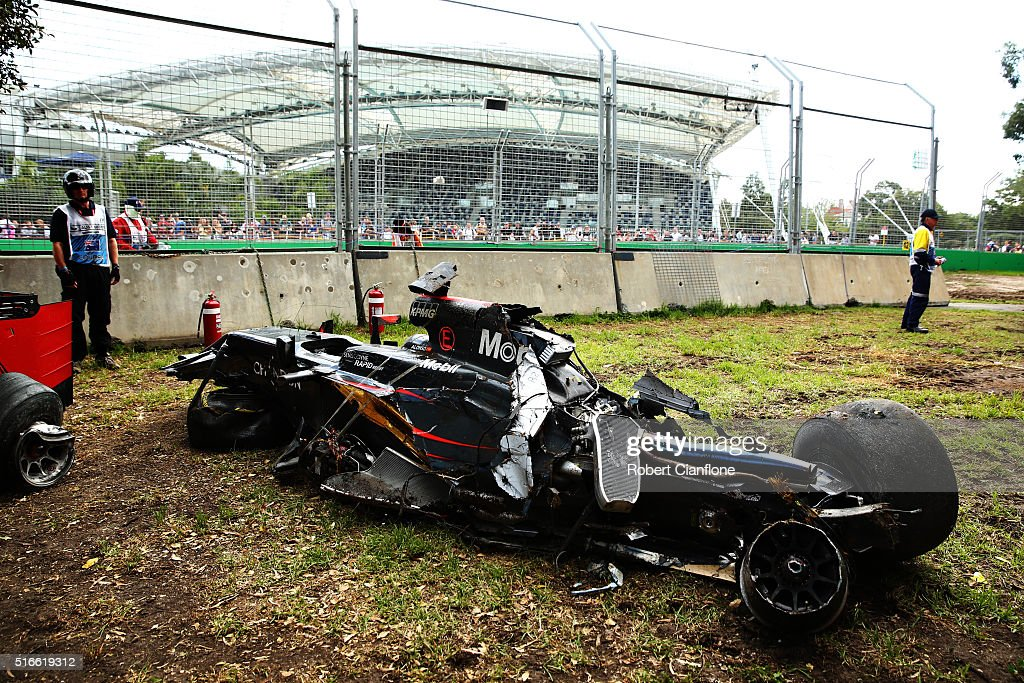 Australian F1 Grand Prix : News Photo