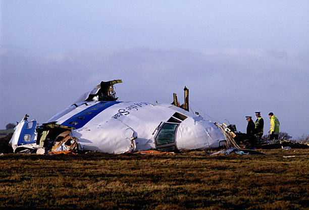 GBR: In The News: The Lockerbie Bombing