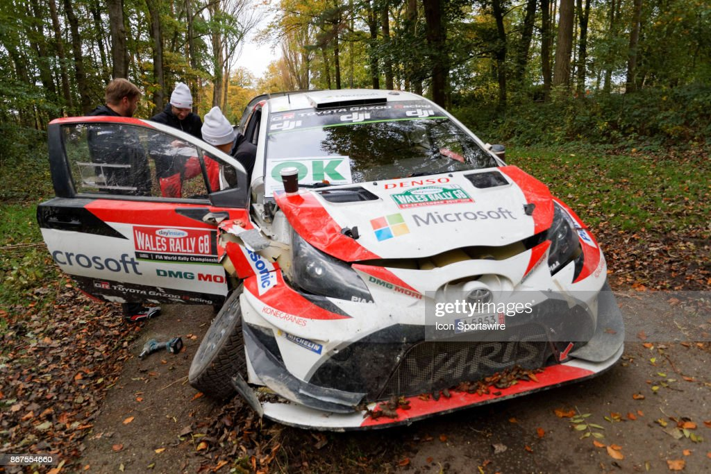 AUTO: OCT 28 FIA WRC Rally GB Pictures | Getty Images