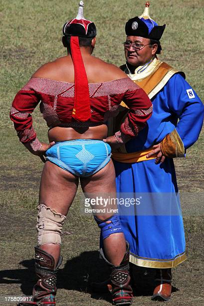 CONTENT] The wrestling competition is a very prestigious competition in Mongolia