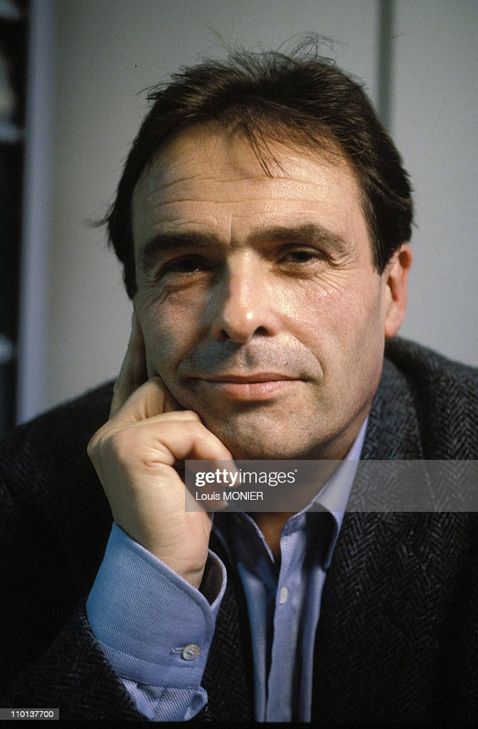 The writer Pierre Bourdieu in France in November, 1991.