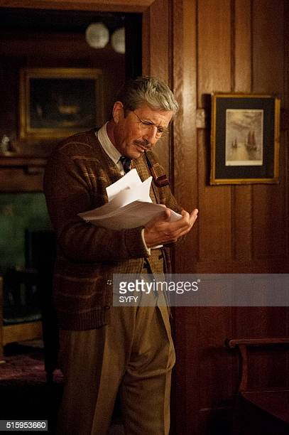 """The Writing Room"""" Episode 109 -- Pictured: Charles Shaughnessy as Christopher Plover --"""