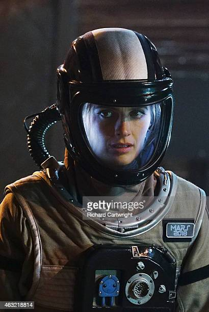 CASTLE 'The Wrong Stuff' When an astronaut training for a trip to Mars is mysteriously killed inside a Mars simulation Castle and Beckett don...