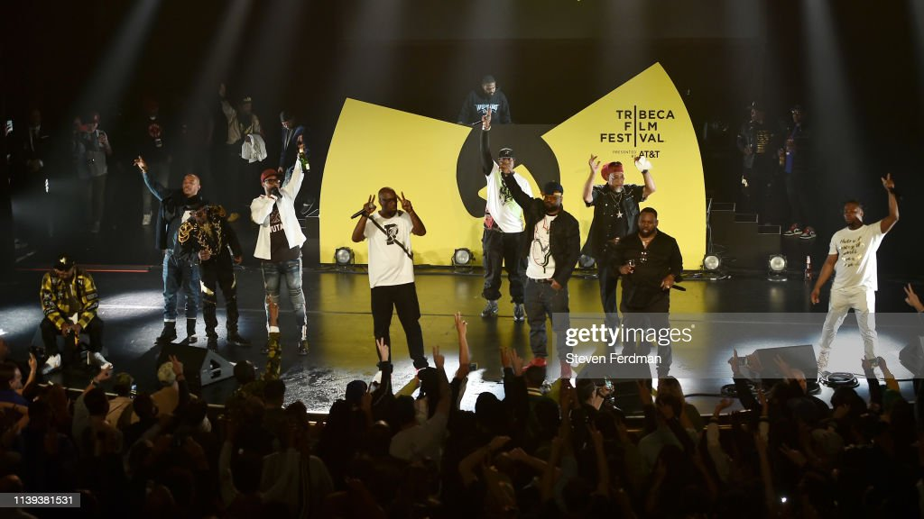 Tribeca TV: Wu-Tang Clan: Of Mics And Men - 2019 Tribeca Film Festival : News Photo