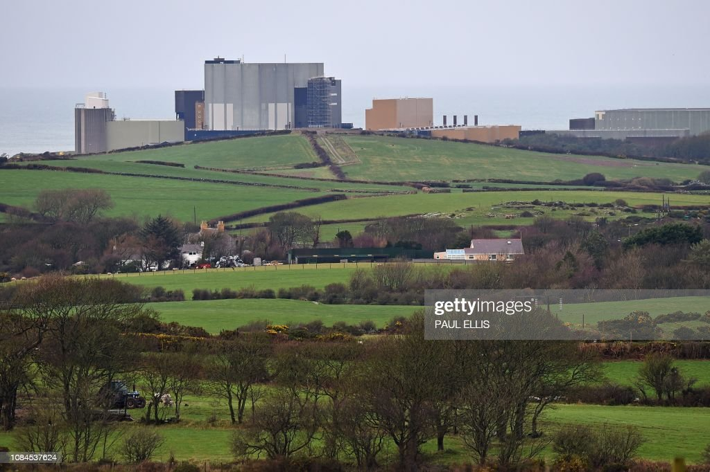 BRITAIN-JAPAN-NUCLEAR-HITACHI-ENVIRONMENT : News Photo
