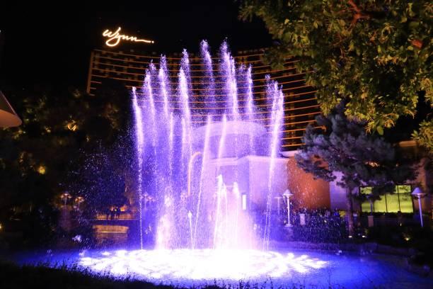 The Wynn Las Vegas Resort and Casino