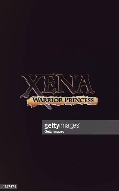 The Xena Warrior Princess logo