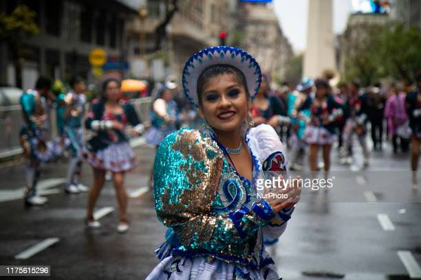 The 'XI enter folkloricaCultural integration bolivia dances in Argentina' was celebrated on 12 October 2019 in Buenos Aires Argentina This is a space...