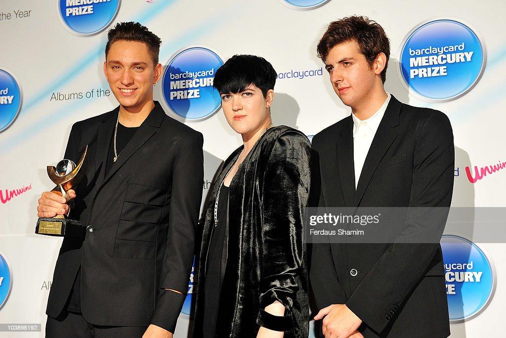 Barclaycard Mercury Prize - Winners Board