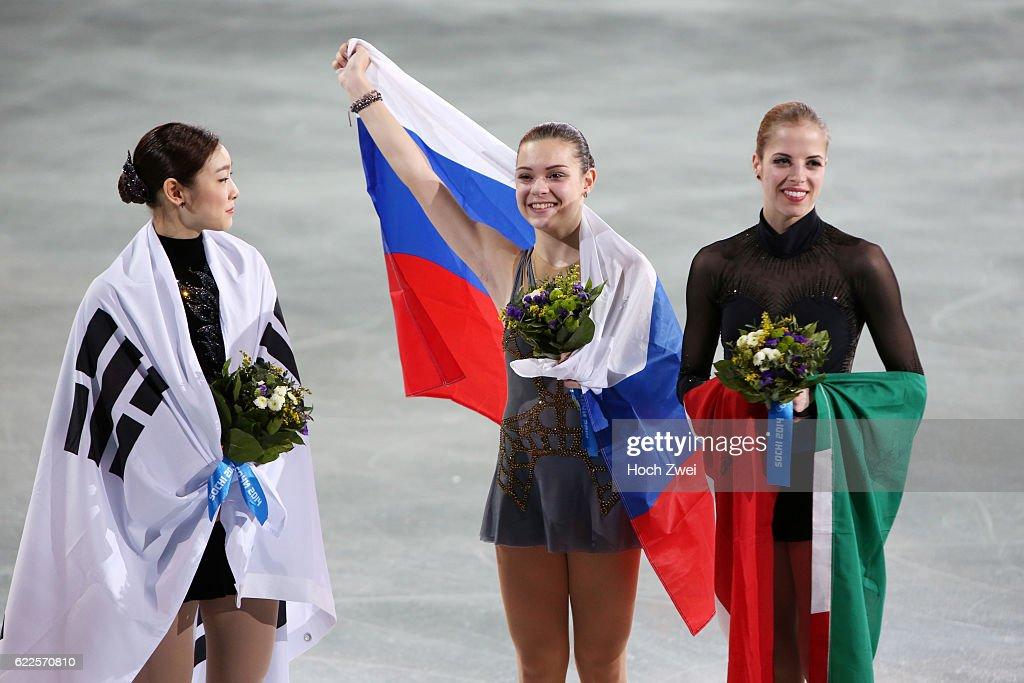 Olympics 2014 in Sochi : News Photo
