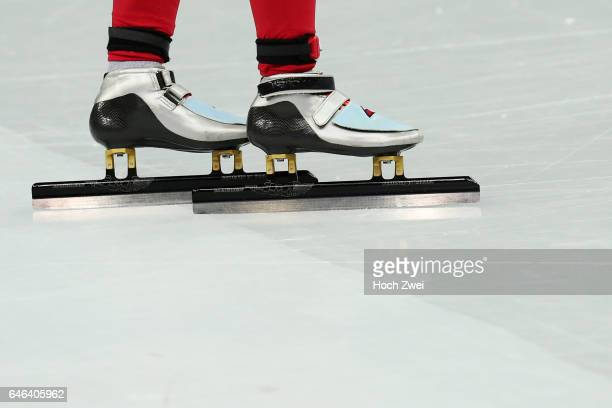 The XXII Winter Olympic Games 2014 in Sotchi Olympics Olympische Winterspiele Sotschi 2014 Men's 5000m Relay Short Track Final Feature