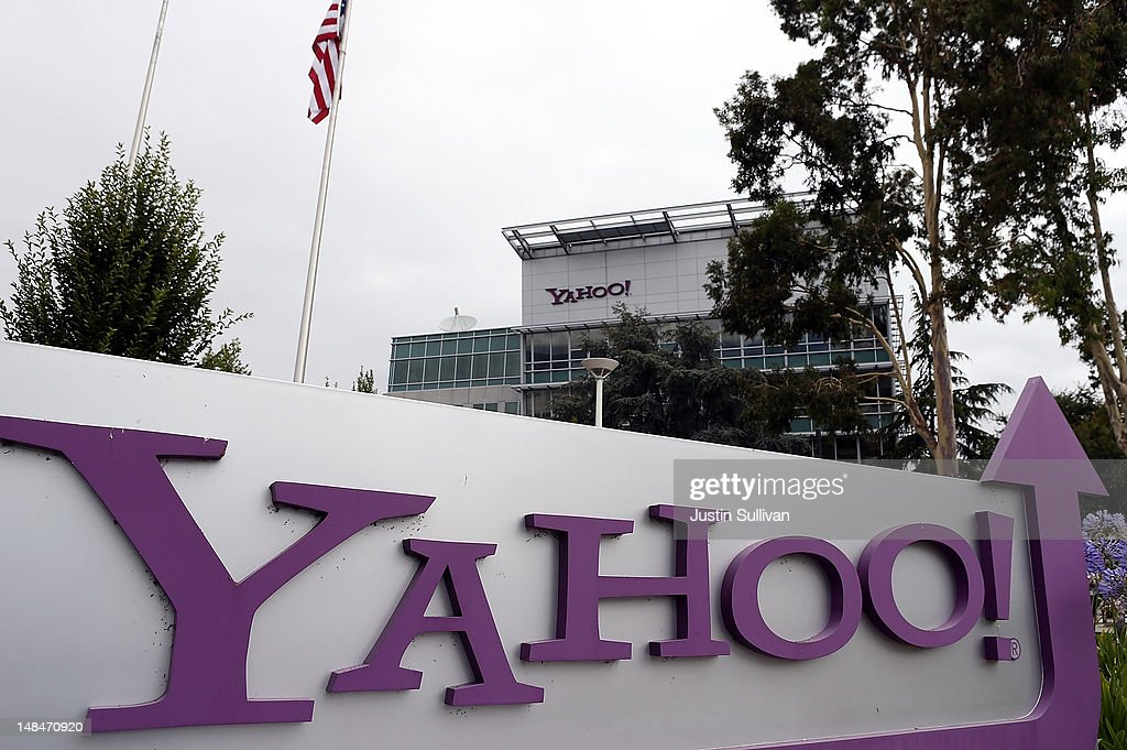 Yahoo To Announce Q2 Earnings One Day After Appointing New CEO : News Photo