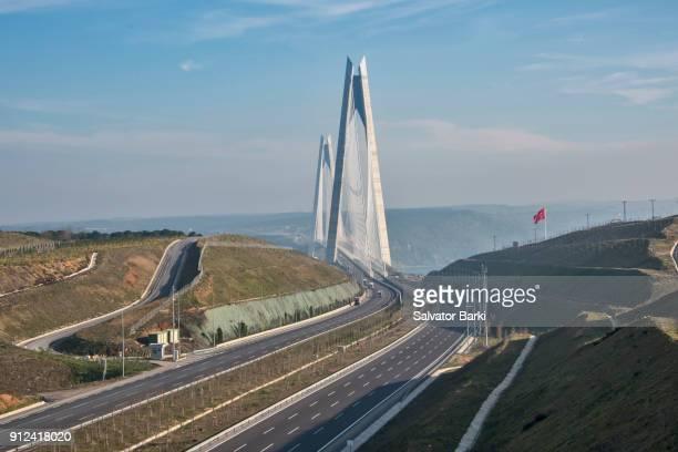 The Yavuz Sultan Selim Bridge