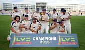 Hampshire v Yorkshire - LV County Championship