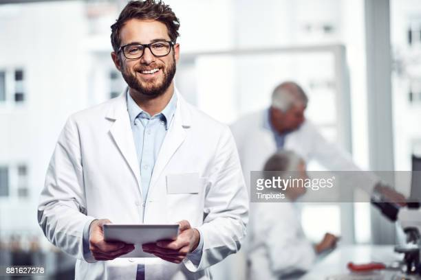 the young doctors of today - biologist stock pictures, royalty-free photos & images