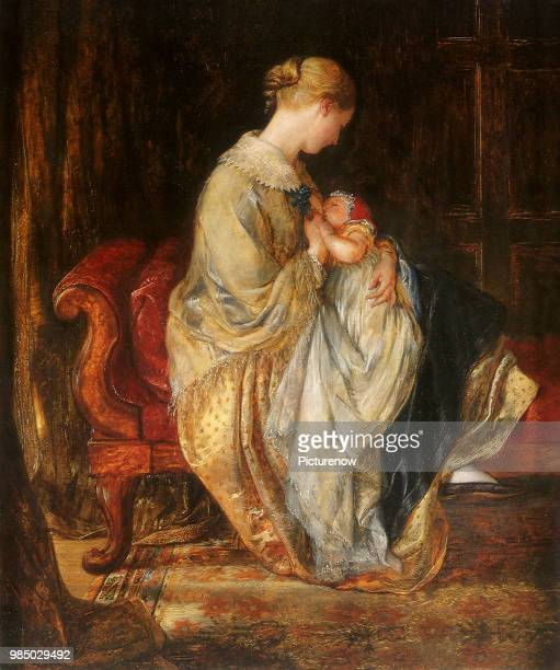 The Young Mother Cope Charles West the Younge