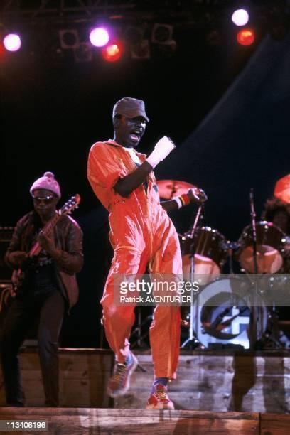 The Youth Festival In Algiers On July 1st, 1985 In Alger,Algerie