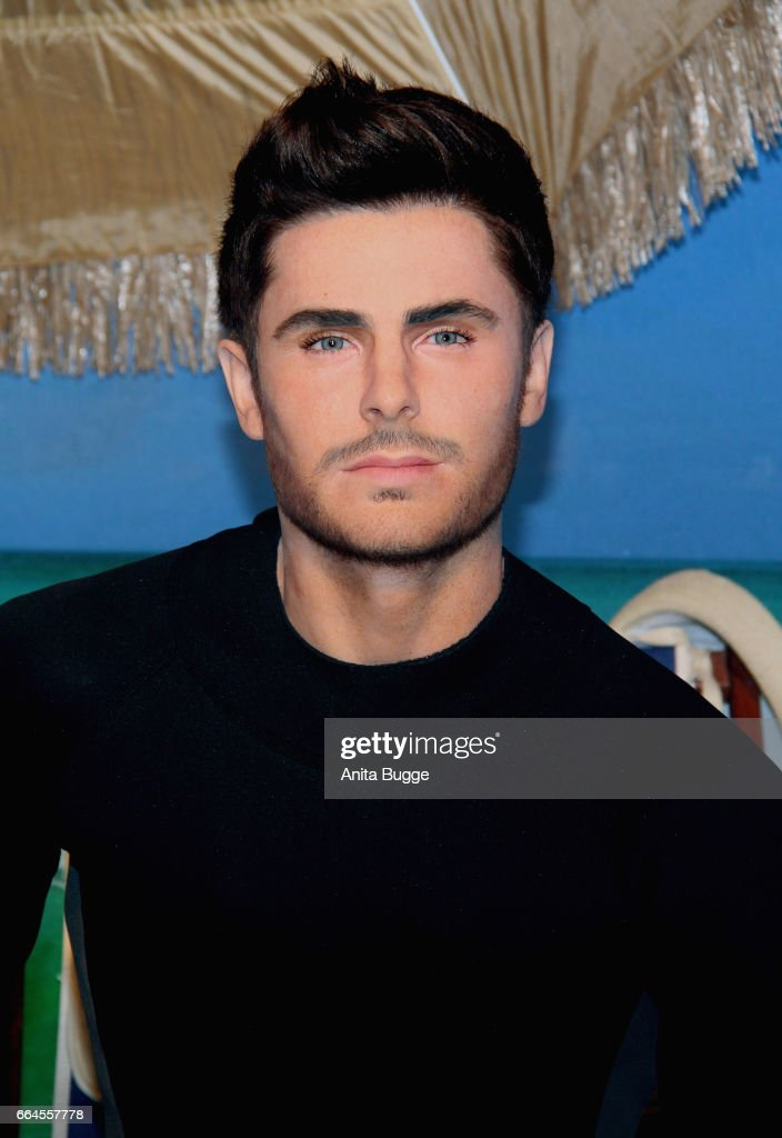 Zac Efron Wax Figure Unveiling At Madame Tussauds Berlin : News Photo