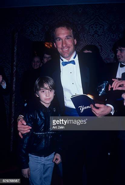 The Zelin Family; Gary Carter and Steven Zelin; circa 1970; New York.