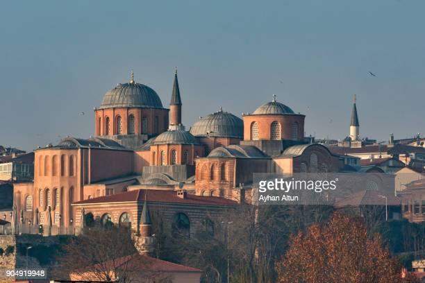 The Zeyrek Mosque(Monastery of the Pantocrator) ,Istanbul,Turkey