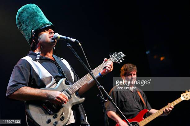 The Ziggens during MusiCares Presents Sublime Tribute Concert at the Henry Fonda Theater in Hollywood October 24 2005 at Henry Fonda in Hollywood...