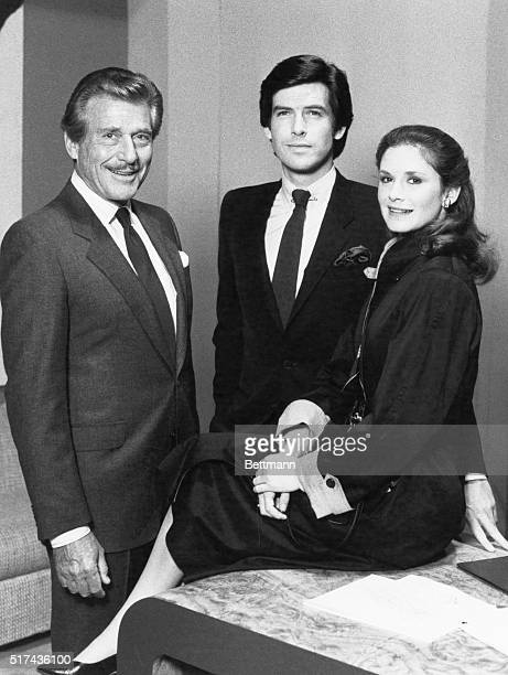 The Zimbalist ConnectionEfrem Zimbalist Jr joins his daughter Stephanie who stars as private detective Laura Holt in NBCTV's Remington Steele to play...