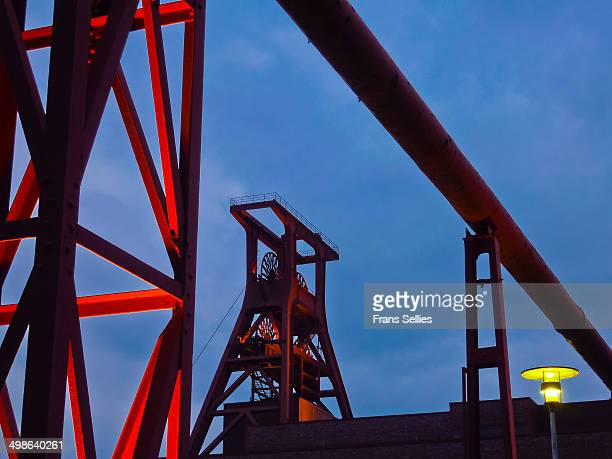 The Zollverein Coal Mine Industrial Complex is a large former industrial site in the city of Essen, North Rhine-Westphalia, Germany.