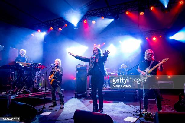 The Zombies perform on Day 5 of the RBC Bluesfest on July 11 2017 in Ottawa Canada