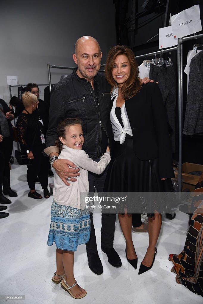John Varvatos - Front Row - New York Fashion Week: Men's S/S 2016