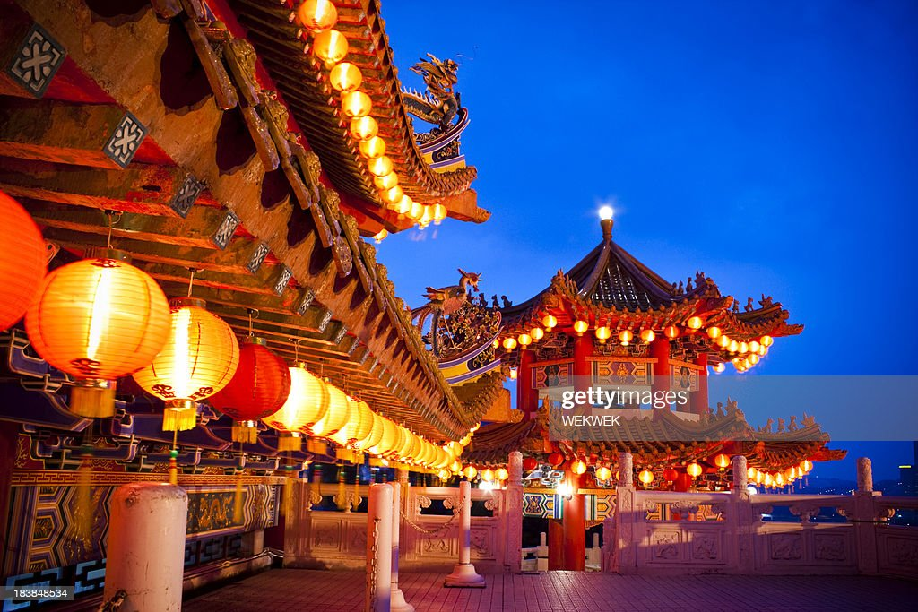 天后宮にクアラルンプール,マレーシア : ストックフォト
