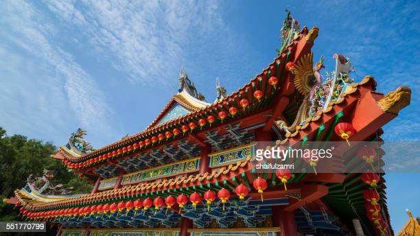 thean hou temple in kuala lumpur, malaysia - shaifulzamri stock pictures, royalty-free photos & images