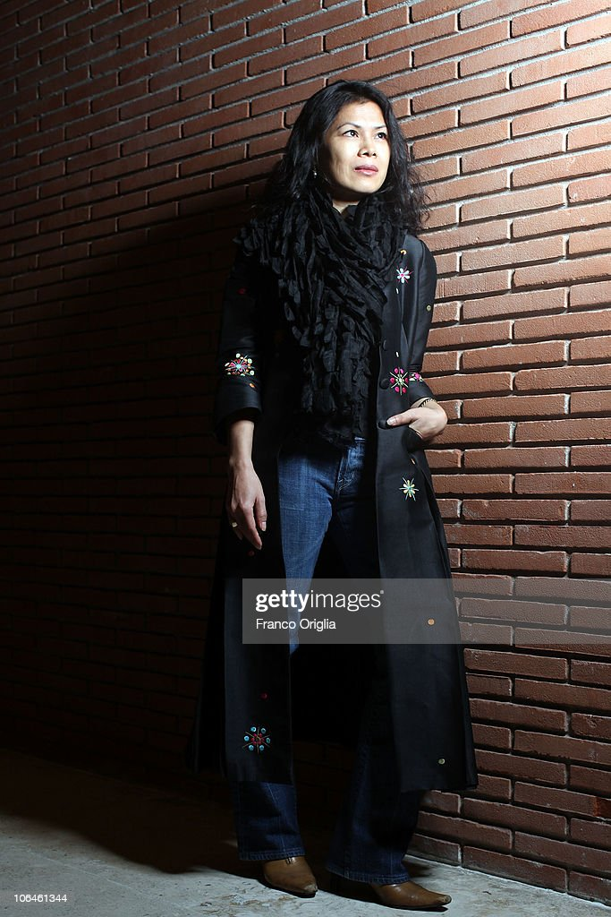 Theary Seng poses for 'Facing Genocide' portrait session during the 5th International Rome Film Festival at Auditorium Parco Della Musica on November 2, 2010 in Rome, Italy.