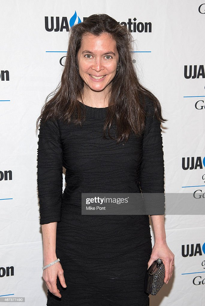 Theater Director Diane Paulus attends the 2015 UJA Federation Of New York Excellence In Theater Award Dinner at The St Regis New York on March 23, 2015 in New York City.