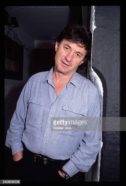 Theater Director Ion Caramitru